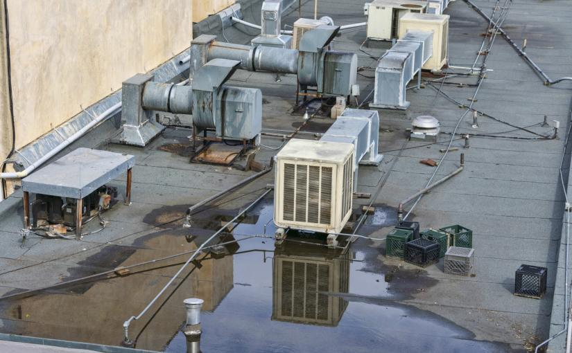 Why Is My Commercial Roof Leaking? 9 Common Causes Of Commercial Roof Leaks