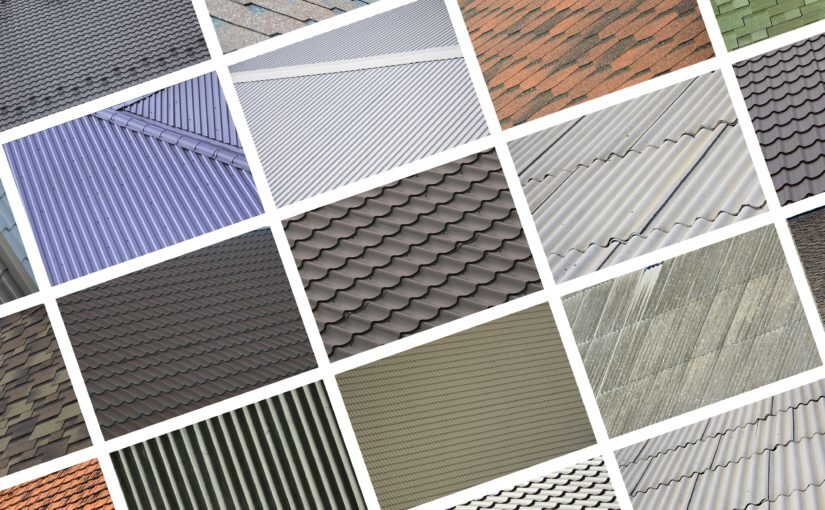 different roofing systems
